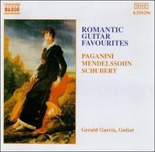 GARCIA,GERALD-Romantic Guitar Favourites CD NEW