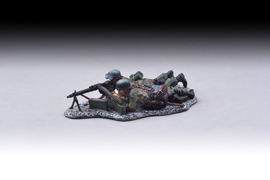 THOMAS GUNN FJ030B MG42 TEAM WINTER WINTER