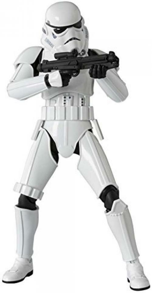 NEW S.H.Figuarts STAR WARS Storm Trooper Action Figure BANDAI TAMASHII NATIONS