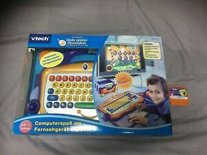 Console Vtech V.smile Mon premier clic de souris - Nouveau et Ovp Addition Game Spongebob