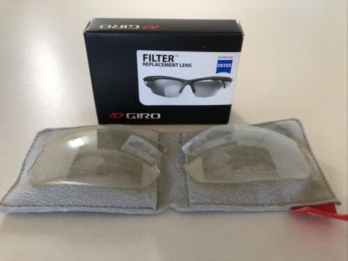 Details about  /Giro Filter Replacement Lens Clear Silver 80Z Cycling