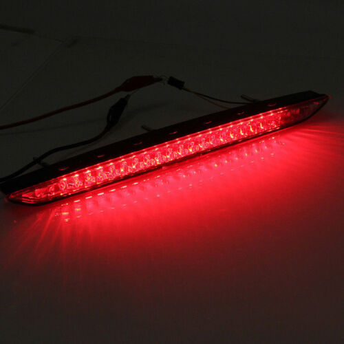 LED Trunk 3rd Third Brake Stop Rear Tail Light Clear Lens Fit 03-08 BMW E85 Z4