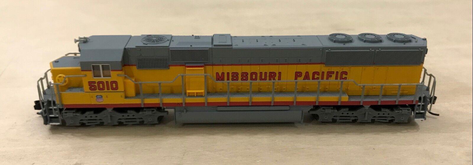 N Scale Atlas Diesel EMD SD-50 Locomotive - Missouri Pacific