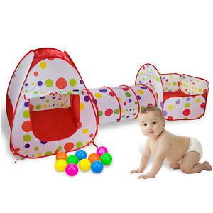 Image Is Loading Baby Outdoor Indoor Play Tent Kids Portable Playpen