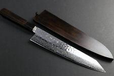 VG10 Hammered Damascus Kiritsuke 24cm NSW Urushi Japanese chef knife Yoshihiro