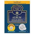 National Park Quarters Album 2010-2021 by Whitman Publishing (Mixed media product, 2013)