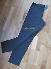 BORIS INDUSTRIES stylische Leggings Stretch Lagenlook Baumwolle schwarz 48(5)