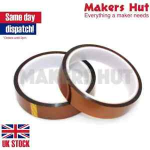 Kapton-Tape-33m-High-Temperature-Heat-Resistant-Polyimide-5mm-to-200mm-wide