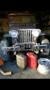 1952 Jeep CJ