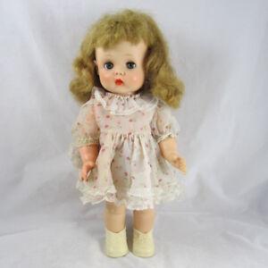 Horsman-14-034-Ruthie-Doll-Vinyl-Toddler-Original-Dress-Panties-Vintage-1957-1958