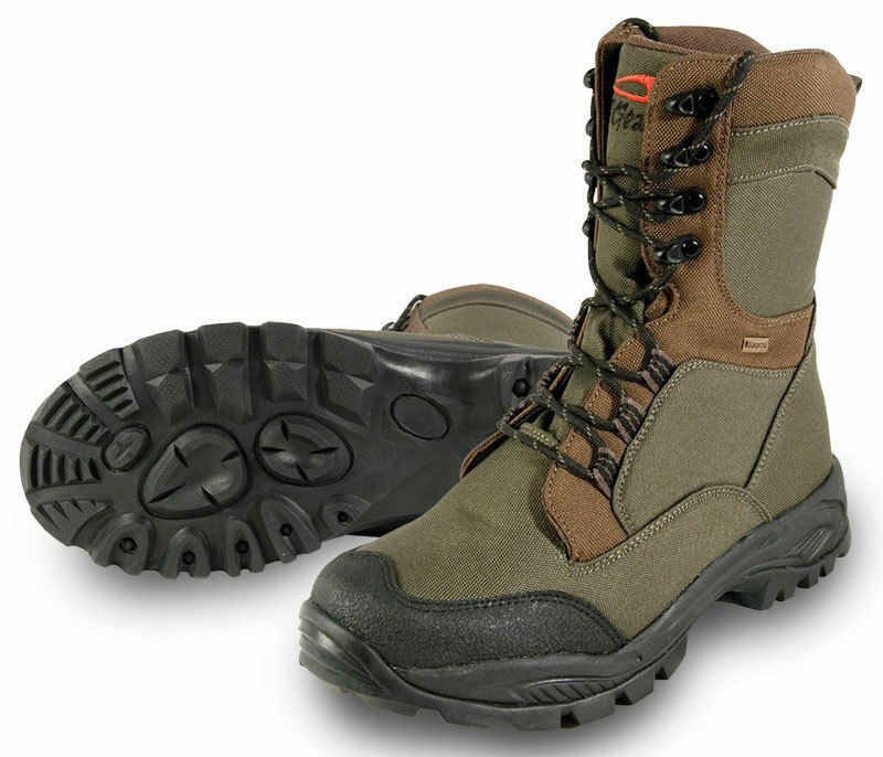 TF Gear NEW Grün Extreme 100% Waterproof Tough Carp Fishing Hunting High Stiefel