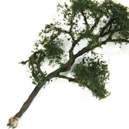 5er set 1//150 Künstlicher Baum Modellbäume Modellbahn Landschaft