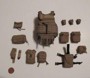 1//6 Soldier Story ISOF IRAK Force d/'opérations spéciales SS-107 Loose Veste