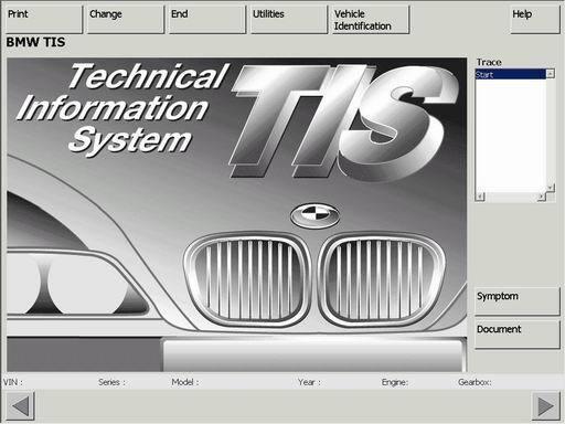 bmw tis wds etk epc etm service repair workshop manual 4 in 1 dvd ebay rh ebay com BMW E46 BMW E90