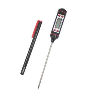 Termometro Digitale Lcd Sonda Cucina Per Alimenti Bevande Laboratorio Barbeque Ebay Immagine solo a scopo illustrativo. ebay