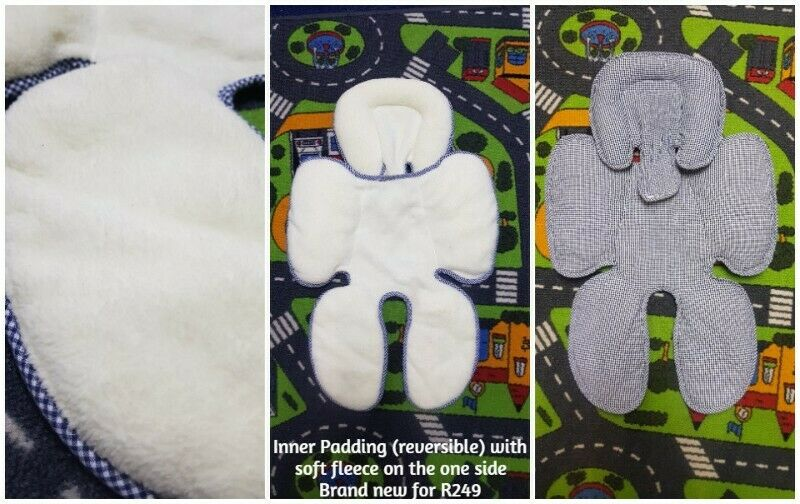 New Inner Padding for Baby Car Seats