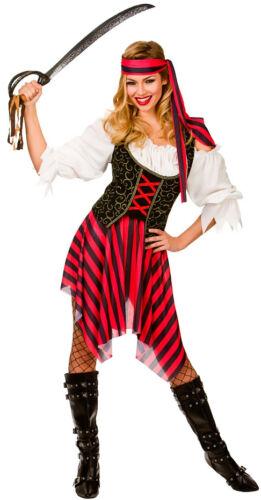 En pleine mer pirates mariée costume neuf-femmes Carnaval Déguisement Costume