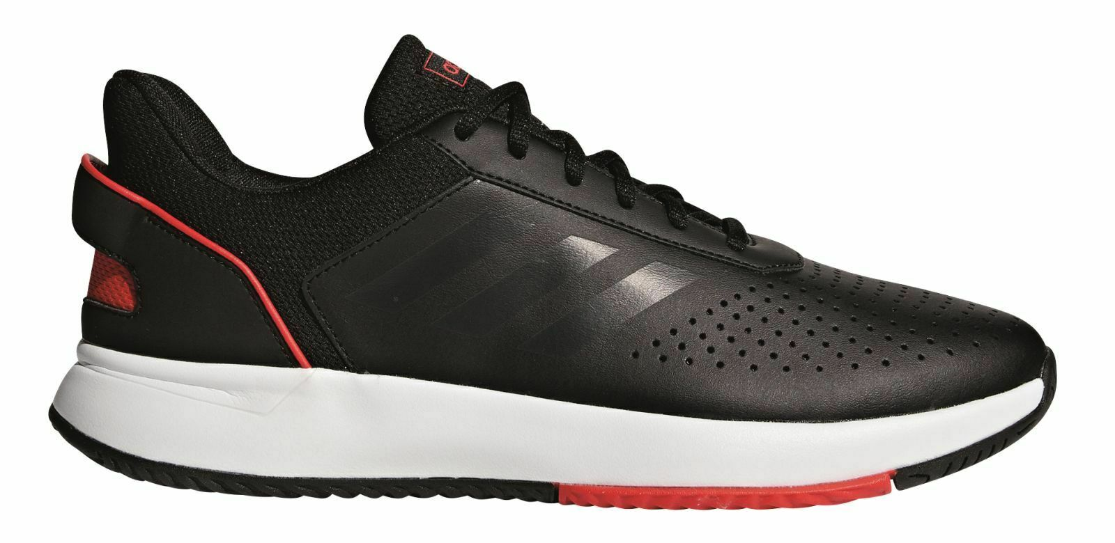 Adidas performance  señores tenis zapato tennischuh courtsmash negro  exclusivo