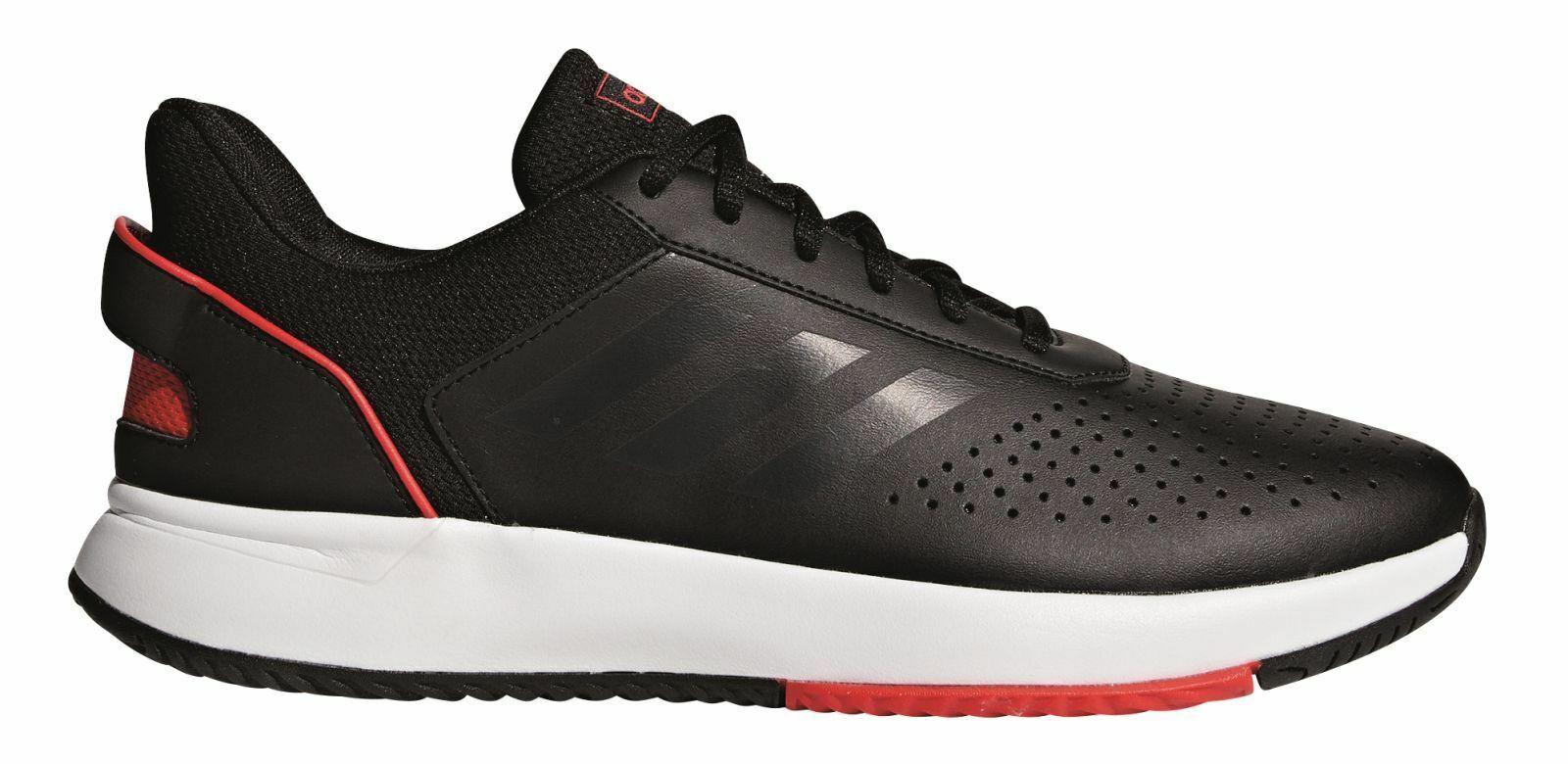 Adidas performance  señores tenis zapato tennischuh courtsmash negro  selección larga