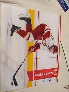 Matthew-Boldy-signed-Minnesota-Wild-2019-NHL-DRAFT-autographed-Photo-8x10