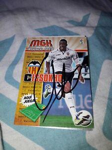 Trading Card signiert Aly Cissokho FC Valencia NEU - NRW, Deutschland - Trading Card signiert Aly Cissokho FC Valencia NEU - NRW, Deutschland