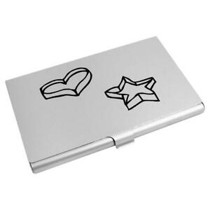 'Cookie Cutters' Business Card Holder / Credit Card Wallet (CH00005359)