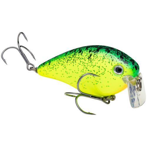 Strike King Crankbait WAKE Square Bill HCKVD2.5W Any 15 Colors Fishing Lures
