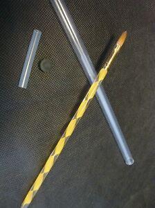 Professional-Salon-Acrylic-Liquid-Tips-Nail-Art-Sable-Round-Brush-Pen-Size-No-10