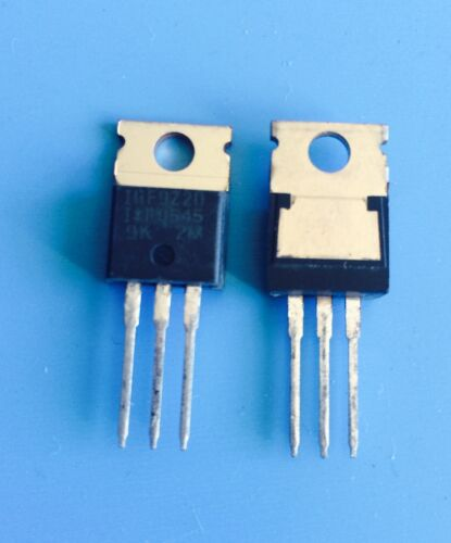 IRF9Z20 INTERNATIONAL RECTIFIER TRANSISTOR MOSFET P-CH 50V 9.7A TO-220AB