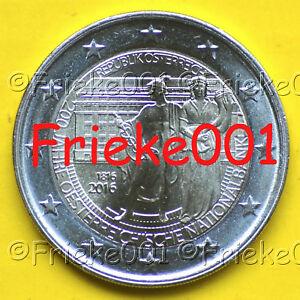 Oostenrijk-Autriche-2-euro-2016-comm-200-jaar-nationale-bank