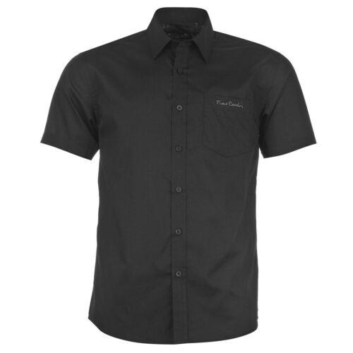 s to m Details about  /Short sleeve shirt pierre cardin mens shirt new show original title