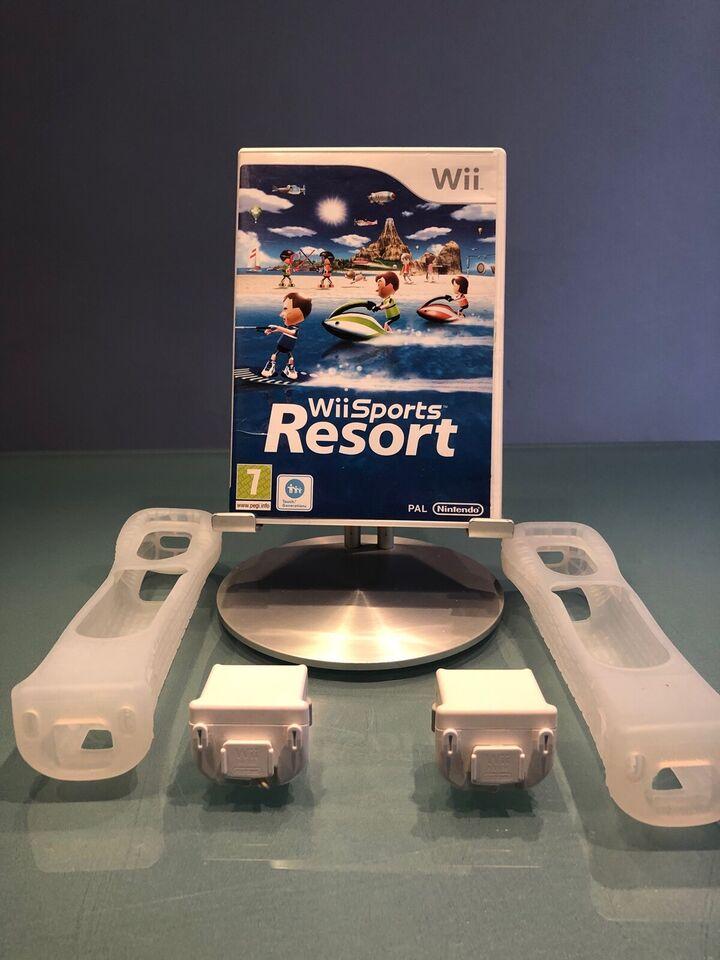 Wii Sports Resort , Nintendo Wii, sport