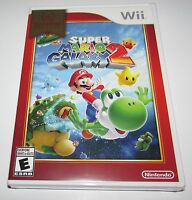 Super Mario Galaxy 2 For Nintendo Wii Brand Factory Sealed