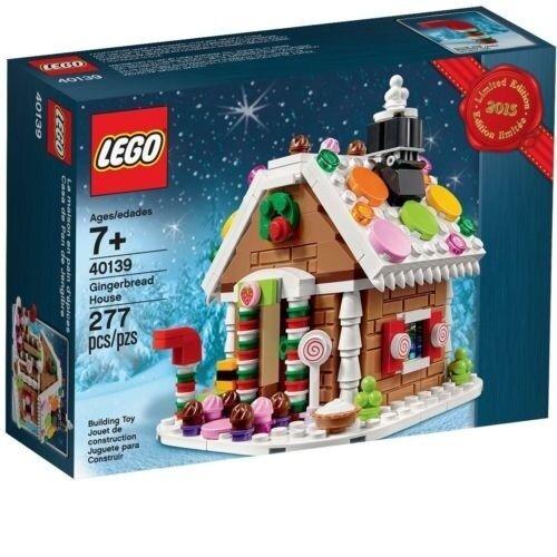 negozio di moda in vendita Lego 2015 Christmas specialeee 40139 - Gingerbread House Limited Limited Limited edizione - nuovo  vendite online