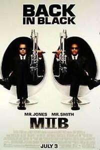 Men IN Black 2 Original Filmposter