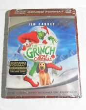 Dr. Seuss How The Grinch Stole Christmas DVD &
