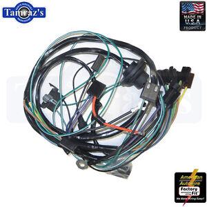 72 chevelle el camino monte carlo air conditioning wiring harness ebay rh ebay com