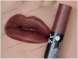 Golden Rose Matte Lipstick Crayon Jumbo Lip Pencil 01 Lusty Red New