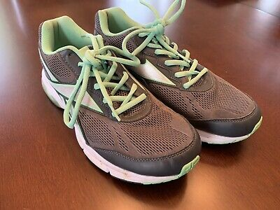 REEBOK MONOFUSHION MESH RUNNING SHOES WOMEN SIZE 9 US GRAY