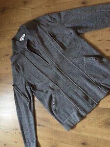 Calvin Klein Sportliche Graue Weste Gr L | eBay