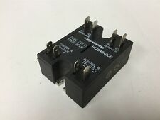NEW CRYDOM H12D4840D DUAL SOLID STATE RELAY 4-15 VDC 480VAC 40A
