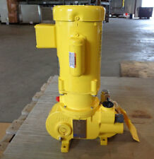 Milton Roy Aampb Metering Pump Rh1577frsesem2nn W Motor