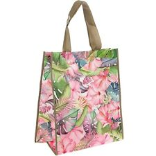 Uni LP71839 Day Trips Summer Holidays Flowers Tropical Paradise Shopper Bag