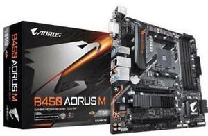 Gigabyte-B450-AORUS-M-Motherboard-AMD-Socket-AM4-AMD-B450-Chipset-6x-SATA-6Gb-s