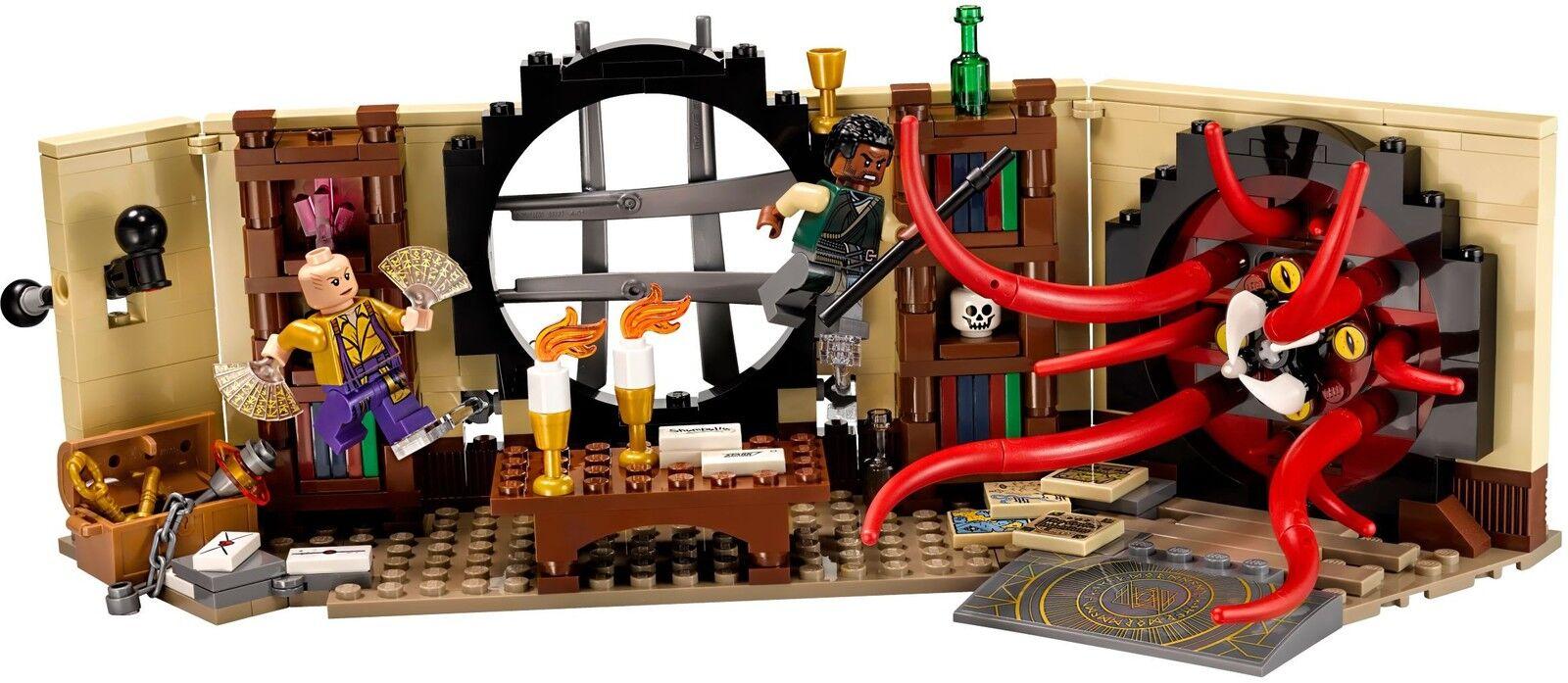 LEGO® Marvel Super Heroes 76060 Doctor Strange Strange Strange + sein Sanctum Sanctorum NEU OVP 7350e5
