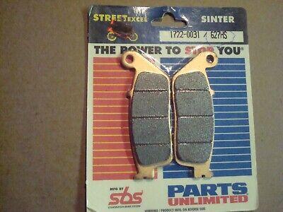 SBS 627HS Brake Pad