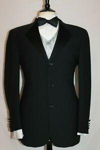 Herren-Daniel-Hechter-Smoking-Dinner-Suit-UK-38-Reg-w32-034-x-l31-034