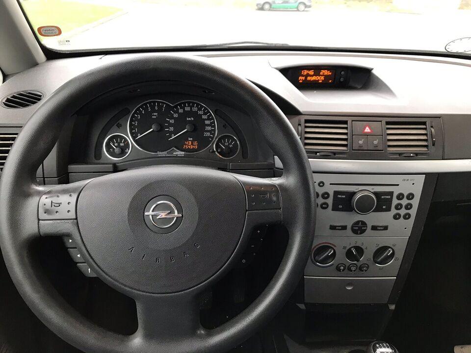Opel Meriva, 1,6 8V Enjoy, Benzin