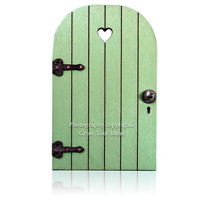Sage-Green-Hand-Made-Fairy-door-for-tooth-fairy-surprise-or-fairy-garden