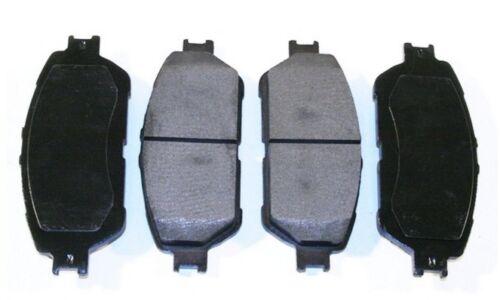 Brake Pads-front for 2009 Toyota Sienna LE Mini Passenger Van 5-Door 3.5L V6